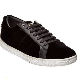 NIB Saint Laurent Signature Court Black Sneakers 8